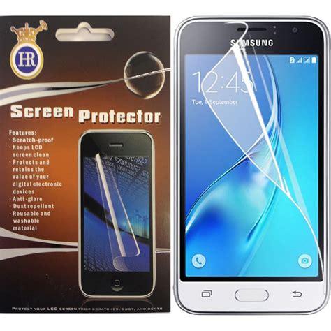Antibreak Guard Samsung Galaxy J1 2016 for samsung galaxy j1 2016 2 clear screen protector