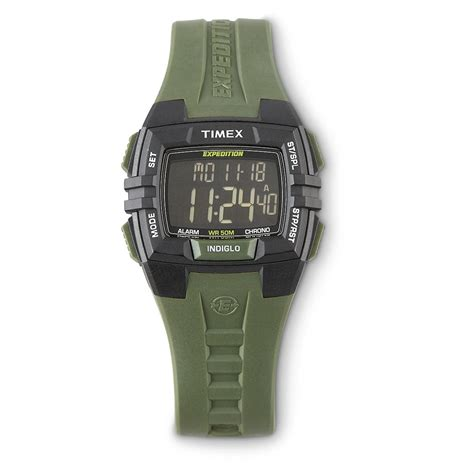 timex expedition digital chronograph 640215