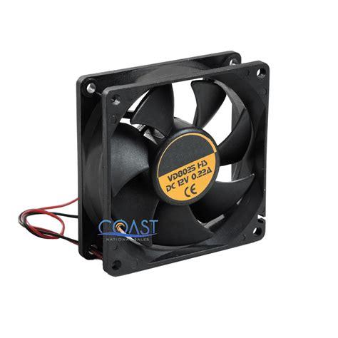 5 volt fan universal 6 12 volt square fan 1 5 depth fan615
