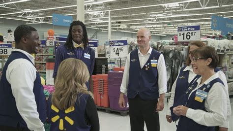 walmart opens 100th academy in the u s