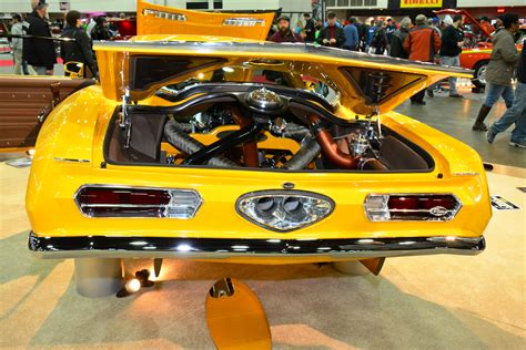 show winner detroit mi the international show car association
