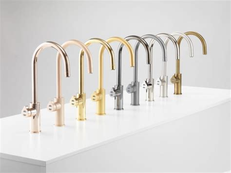 Fabulous New Shiny Newsletter by We Re Coveting Zip S Fabulous New Range Of Metallic Taps