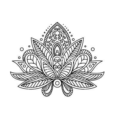 lotus pattern drawing best 25 lotus mandala design ideas on pinterest lotus