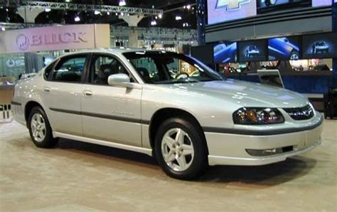 Used 2002 Chevrolet Impala Sedan Pricing & Features Edmunds