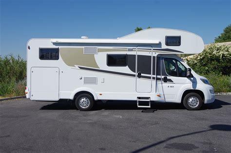 Carado A 464 occasion de 2016 Fiat Camping car en vente Villeneuve Les Bziers (Herault 34)