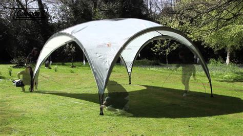 colemans gazebo coleman 174 event shelter 15x15
