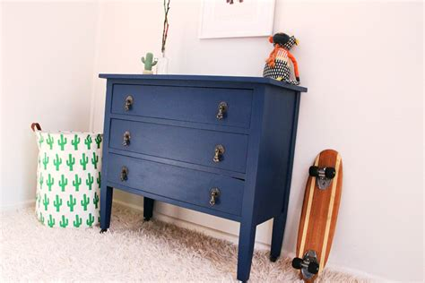 blue chest of drawers australia vintage recycled chest of drawers tubu kids