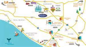 anaheim california maps maps update 1300989 california tourist attractions map