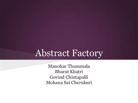 abstract factory pattern dot net tricks abstract factory design pattern