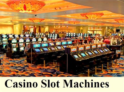 myth and facts of casino slot machines odds of winning gamblers007