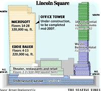 lincoln square times bellevue the seattle times business technology microsoft sold