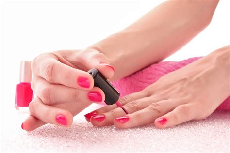 hacks for a professional looking manicure at home