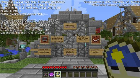 fps test mcl 892 terrible lag when running minecraft using the