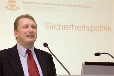 günther hauser bundesheer aktuell quot bundesheer und partner quot forum zum