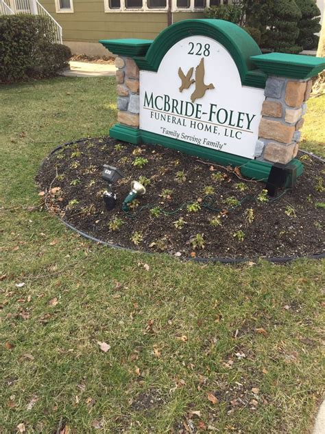 mcbride foley funeral home funeral services cemeteries