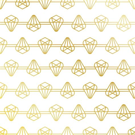 diamond pattern vector ai golden diamond pattern background vector free download
