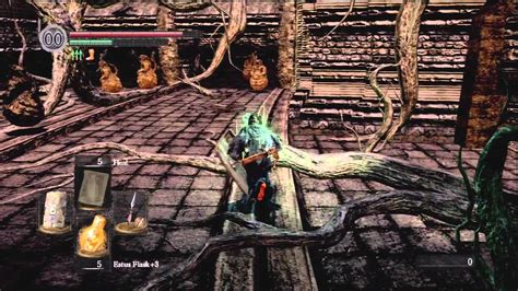 bed of chaos fight dark souls the bed of chaos boss fight strategy youtube