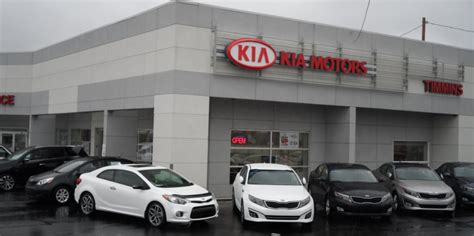 Kia Dealers In Ontario Kia Of Timmins About Us Kia Dealer In Timmins Ontario