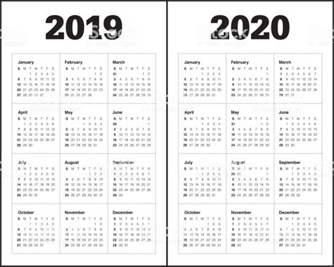 year   calendar vector design template stock illustration  image  istock