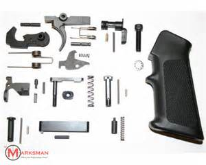 Truck Parts And Accessories Rock Ar Rock River Ar 15 Complete Lower Parts Kit