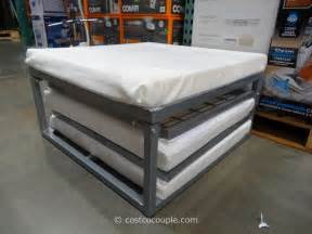 Costco Folding Bed Novaform Stowaway Folding Bed