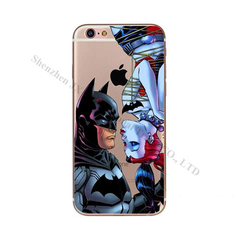 Casing Iphone 5 5s Iphone Iphone 6 6s cool batman joker design phone for apple iphone 6 6s 5 5s se 7 plus casecheap
