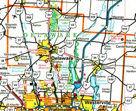 Delaware County Search Delaware County Ohio Map Ohiobiz