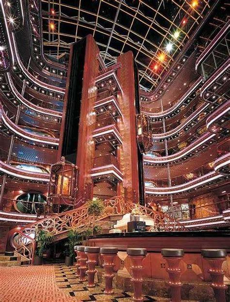 Cruise Ship Interior by Cruise Ship Interiors To Enjoy The Nautical Journey Bored