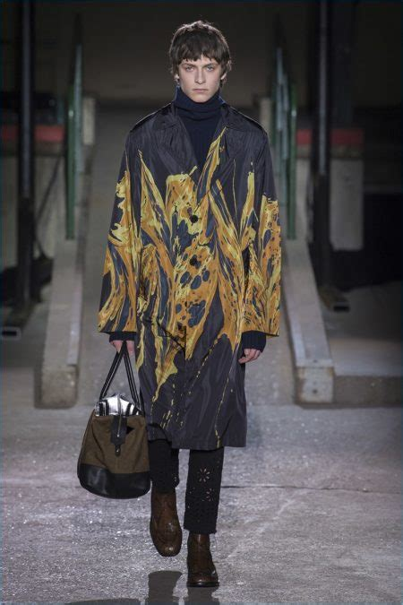 dries noten fall 2018 s collection runway show