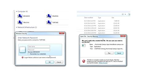 windows reset network password solve enter network password annoyance and trusted file