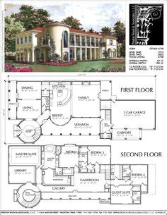 ideas  mediterranean house plans  pinterest