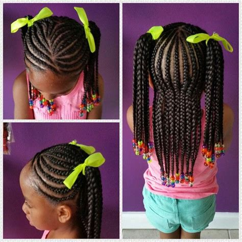 355 best african princess little black girl natural hair pretty little girl braided hairstyles hairstyles