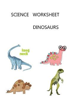 science worksheets grade 1 science worksheet dinosaurs grade 1 grade 2 grade 3