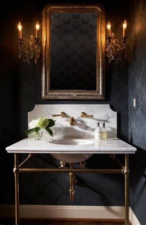 beautiful powder rooms beautiful powder room home powder rooms pinterest