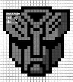 Minecraft Pixel Templates Batman by Minecraft Pixel Batman Symbol Template Clipartsgram