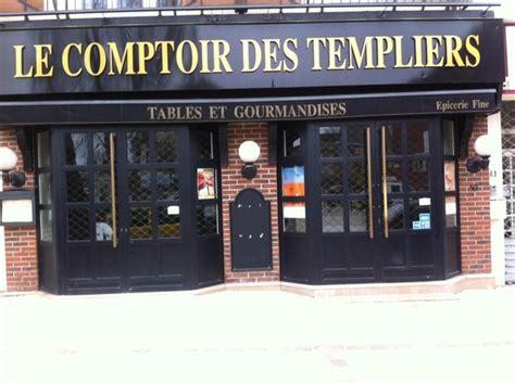 Comptoir Des Templiers by Menu Photo De Le Comptoir Des Templiers Noyon Tripadvisor