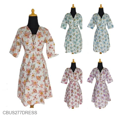 Dress Kipas baju batik sarimbit dress motif kipas taruntum sarimbit