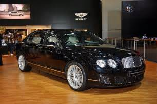 2007 Bentley Continental Flying Spur 2007 Bentley Continental Flying Spur Image 8