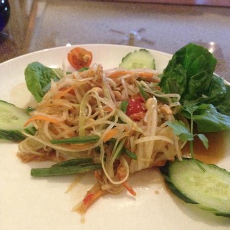 thai house cuisine som dam picture of thai house restaurant cardiff tripadvisor