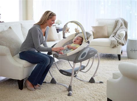 baby swing for small spaces best baby swing of 2017 baby gear specialist