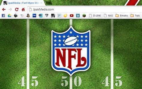 theme google chrome football nfl football theme by jpakmedia chrome web store