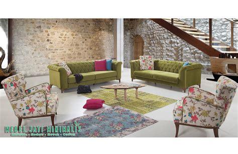 Kursi Sofa Shaby Kursi Minimallis Kursi Tamu set sofa tamu vintage shabby chic mewah terbaru mebel