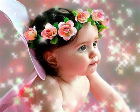 wallpaper flower baby babbies wallpapers free download cute kids wallpapers