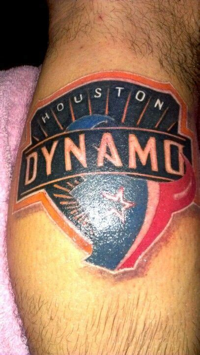 houston astros tattoo the for houston dynamo astros texans tattoos