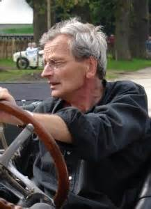 Jan bruijn at the wheel of the 1916 ex addison brown ex paul freehill