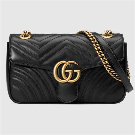 Gg Marmont Matelass Shoulder Bag gg marmont matelass 233 shoulder bag gucci s shoulder bags 443497drw3t1000