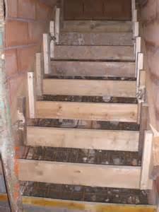 treppe schalen manuela und michael bauen