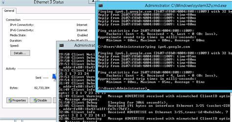 menggunakan ipv6 di windows server 2012 online net