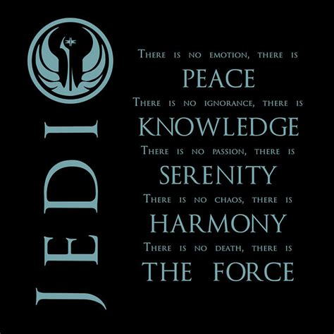 jedi quotes about love quotesgram