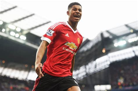 rashford united ace beaten by martin keown how united ace rashford will